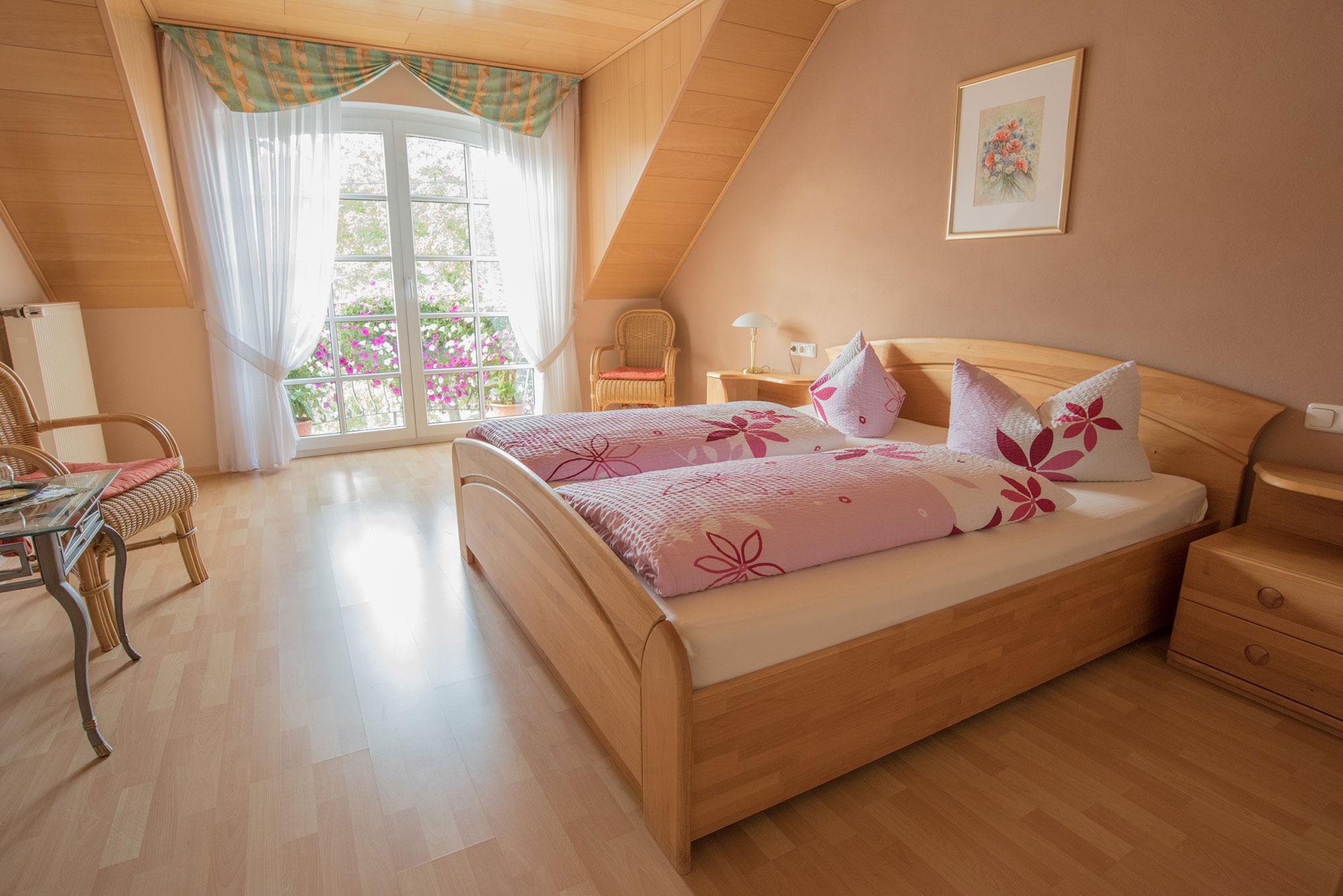 Gästezimmer Komfort in Lieser an der Mosel
