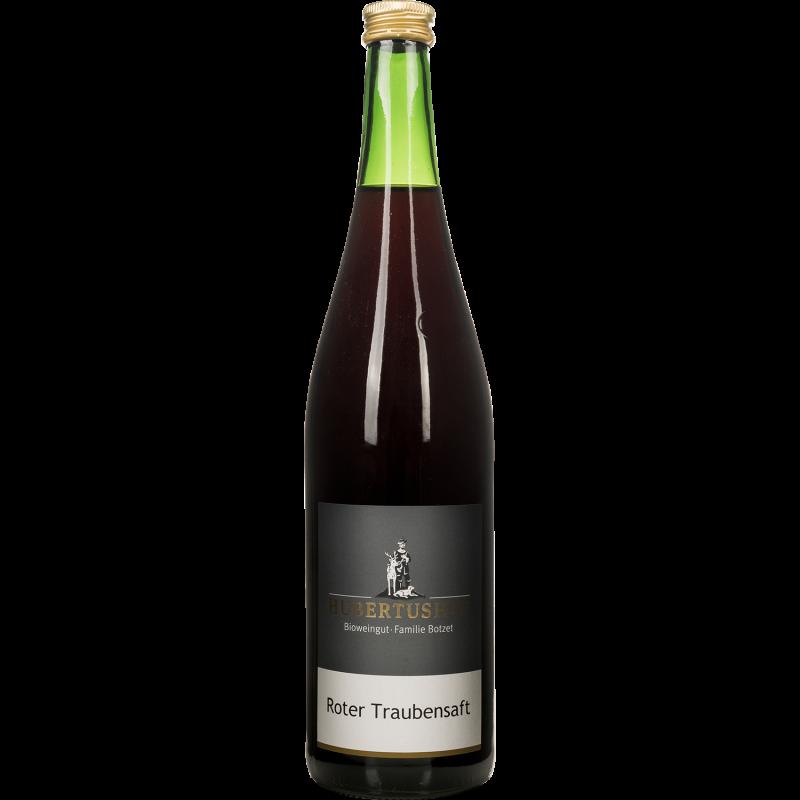Weingut Hubertushof - Traubensaft rot Domina